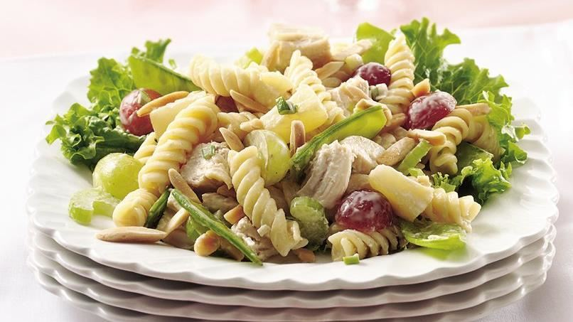 Party Chicken and Pasta Salad