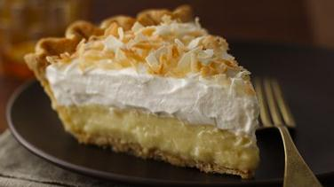 Triple-Threat Coconut Cream Pie