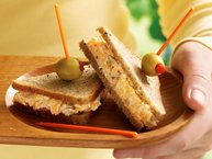 Pimiento-Cheese Spread Appetizers