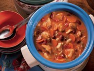 Slow-Cooker Italian Chicken Stew