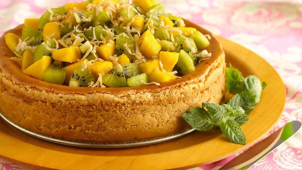 Tropical Cheesecake