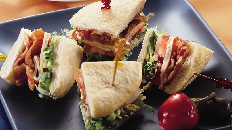 Grands!® Chicken Breast Club Sandwiches