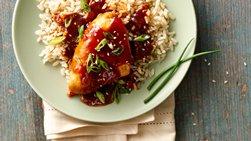 Gluten-Free Slow-Cooker Sweet Sesame Chicken