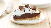 Reese's™ Peanut Butter Cup Ice Box Pie
