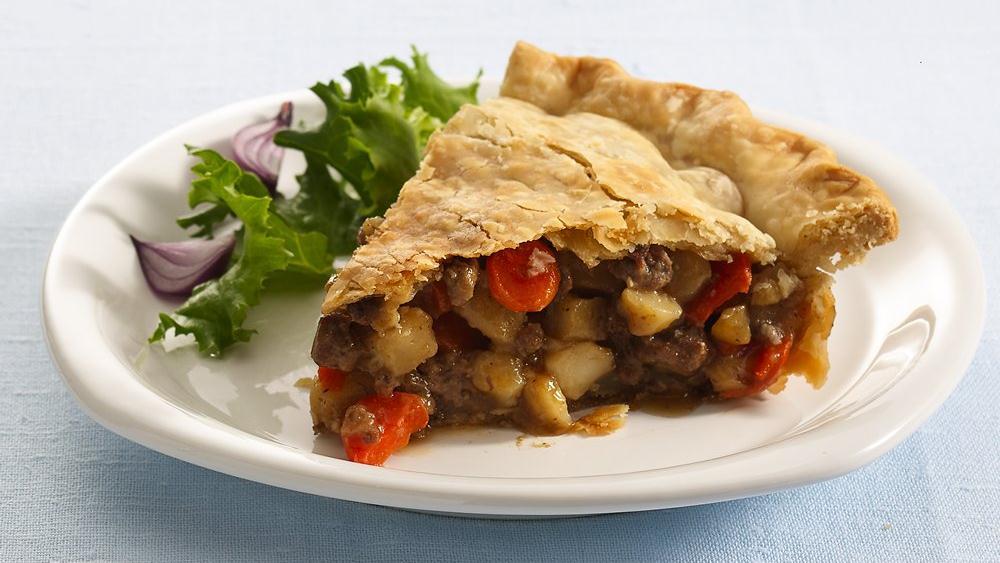 Ground Beef Pot Pie
