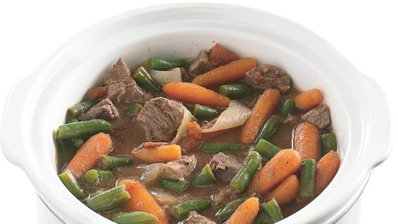 Easy Slow-Cooker Stew