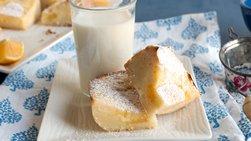 Lemon Cheesecake Swirl Blondies