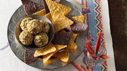 Mini Mexican Cheese Balls