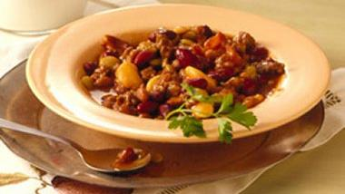 Beef and Bean Dinner