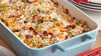 Four-Cheese Potato Bake