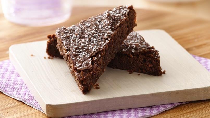 Cocoa Mocha Brownies