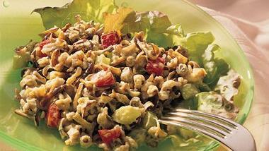 Curry Wild Rice Salad
