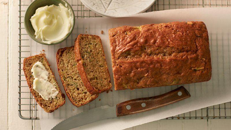 Easy Cake Mix Zucchini Bread Finecookingblog