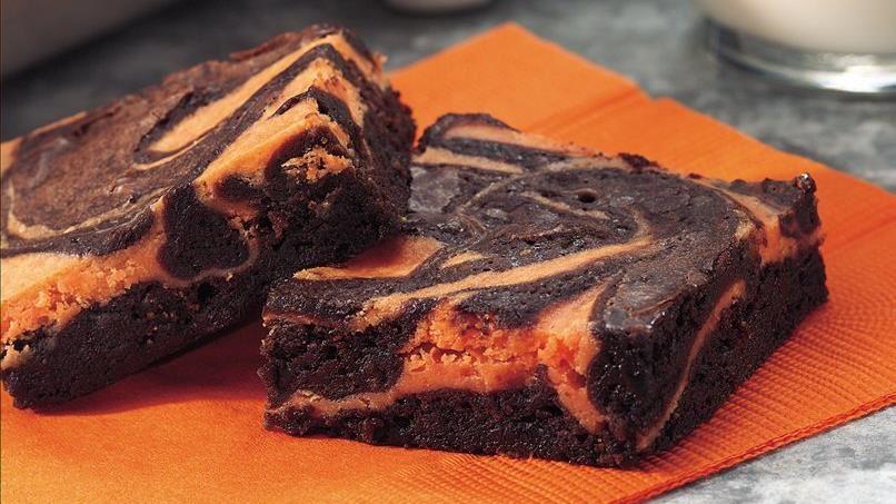 Tiger Brownies