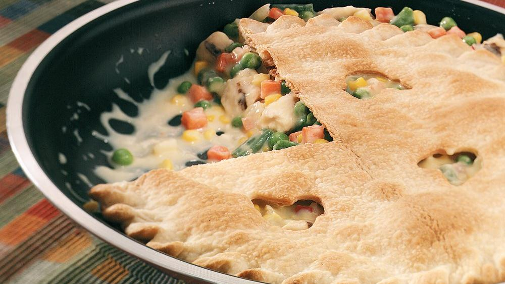 Easy-As-Pie Chicken Pie