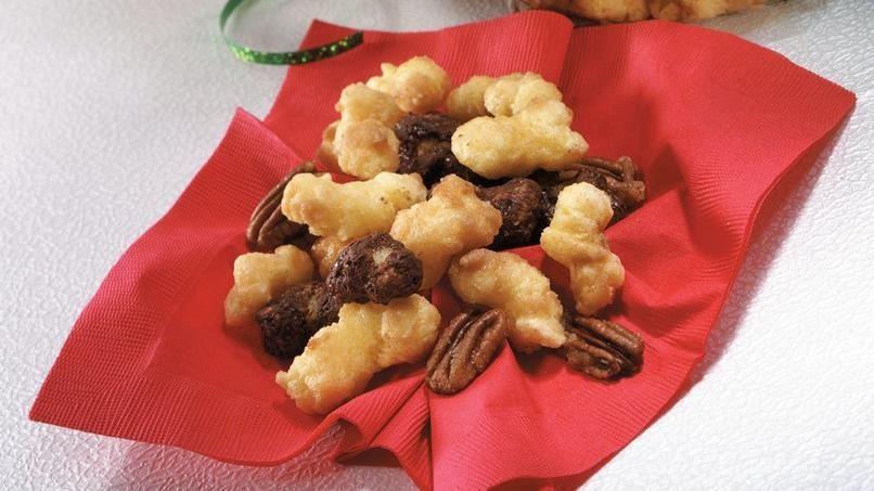 Chocolate-Caramel-Pecan Crunch