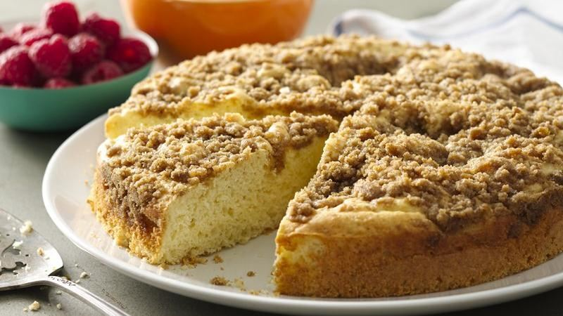Betty Crocker Coffee Cake Bisquick