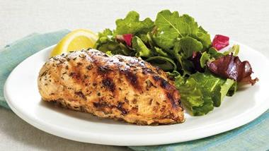 Garlic-Rosemary Grilled Chicken