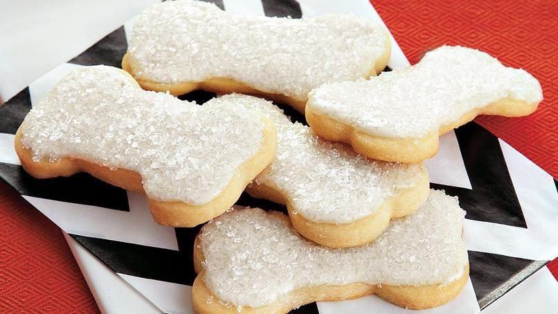 Brittle Bone Cookies