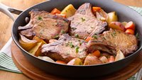 Pork Chop Skillet Dinner