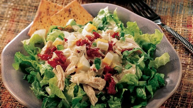 Light Lemon-Dijon Chicken Salad