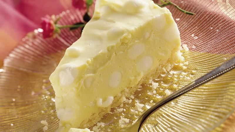 Refreshing Lemon Dessert
