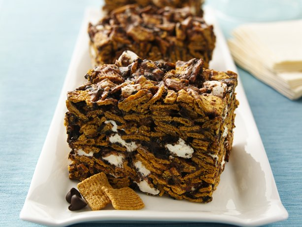Golden Grahams® S'mores Bars | General Mills Convenience and ...