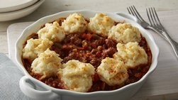 Sloppy Joe Shepherd's Pie