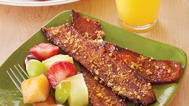 Smoky Brown Sugar Bacon