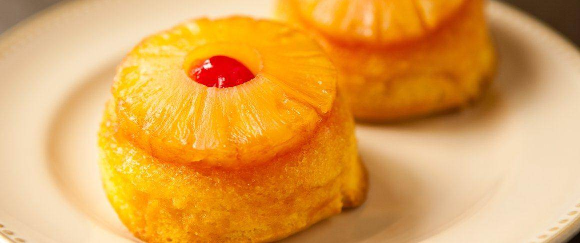 Betty Crocker Pineapple Upside Down Mini Cakes