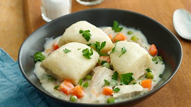 Easier Than Ever Chicken and Dumplings