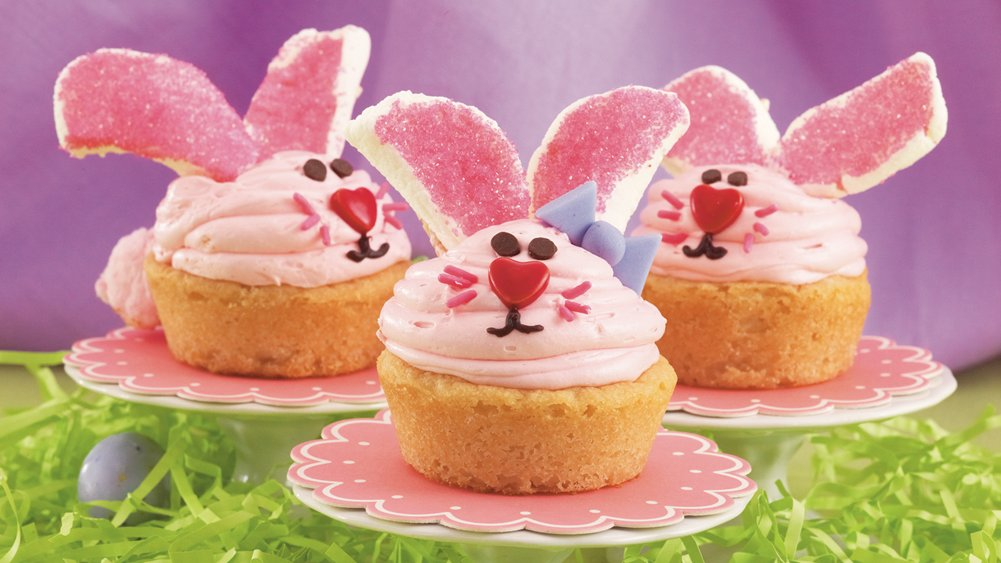 Bunny Cookie Cups