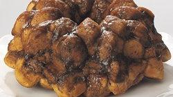 Caramel Pull-Apart Biscuits