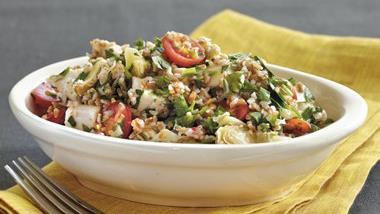 Chicken Bulgur Salad