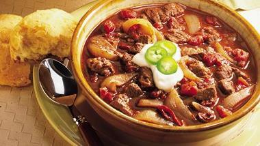 Spicy Aztec Soup