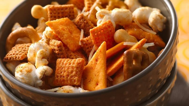 Red Hot Chex Mix®