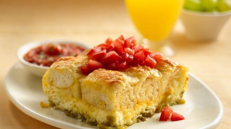 Chile Rellenos Bake