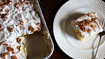 Cinnamon Toast Crunch® Poke Cake