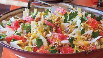 Citrus Walnut Salad