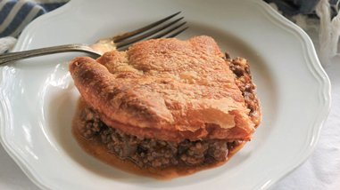BBQ Beef Casserole