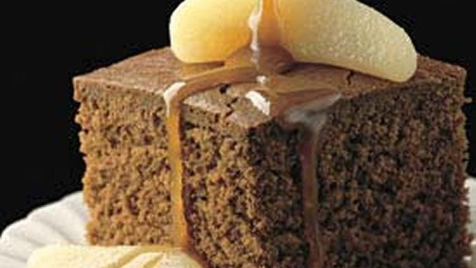 Old-Fashioned Gingerbread recipe - from Tablespoon!