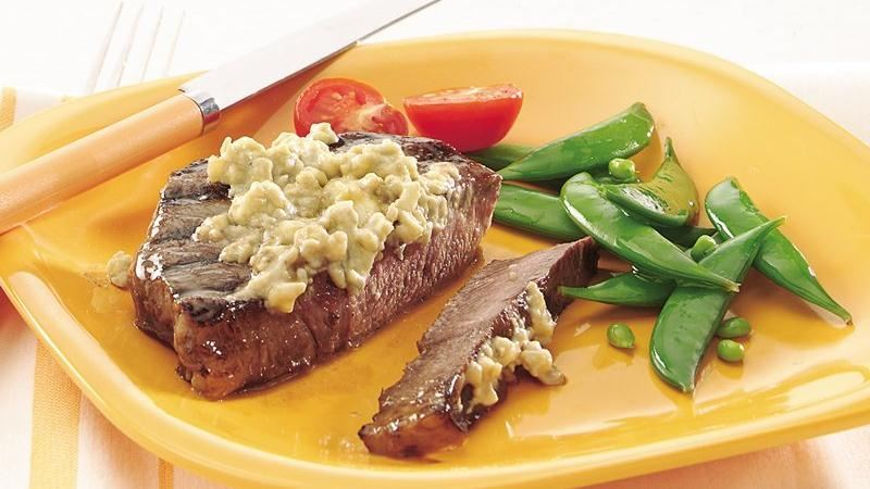 Grilled Blue Cheesesteak