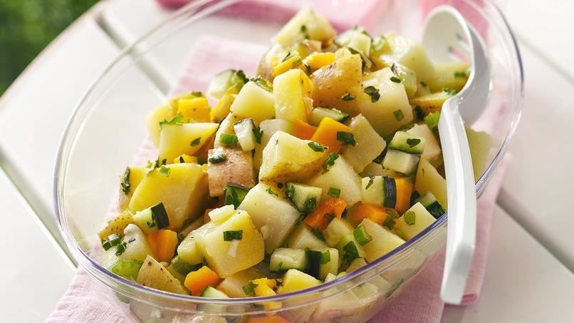 Summer Vinaigrette Potato Salad