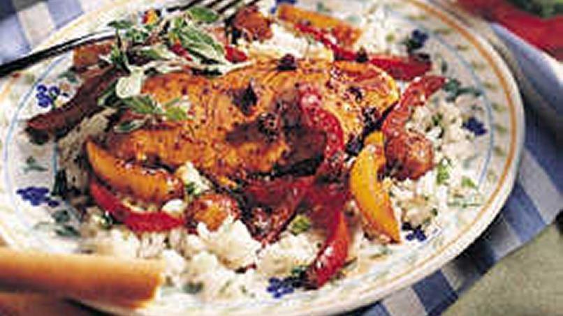 Chicken Niçoise