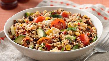 Southwest Vegetable Grain Salad