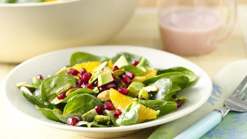 Cosmo Spring Salad