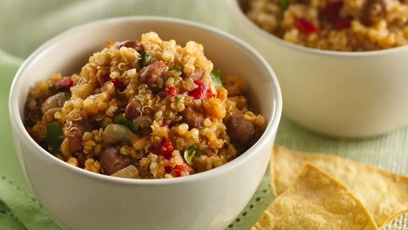 Slow-Cooker Southwestern Quinoa
