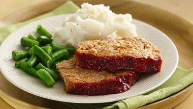 Tastiest Turkey Meatloaf