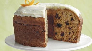 Cranberry-Orange Cake