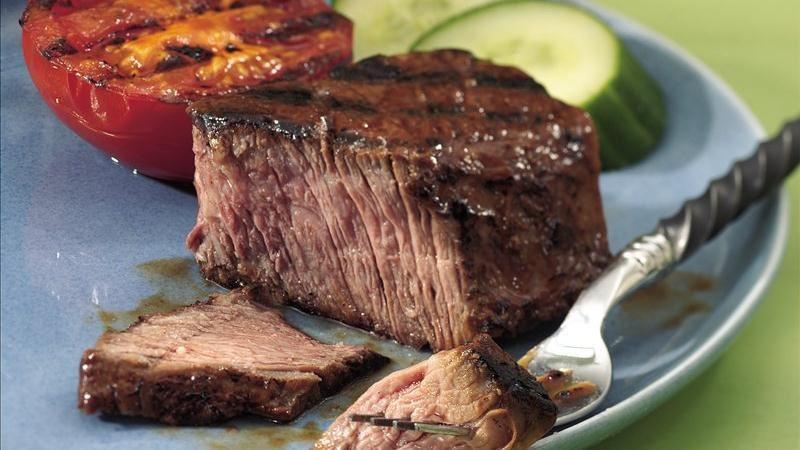 Grilled Hoedown BBQ Chuck Roast